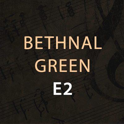 Bethnal Green E2