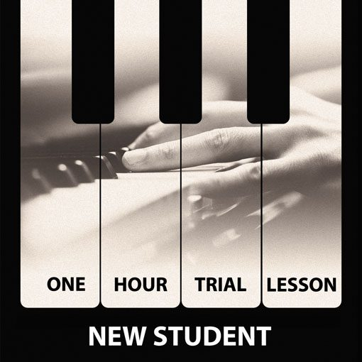 Trial piano lesson London Sokol