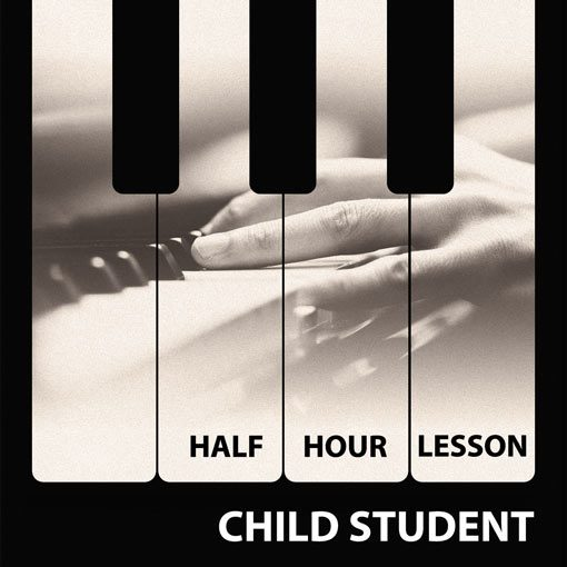 child piano lesson London