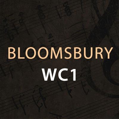 Bloomsbury WC1