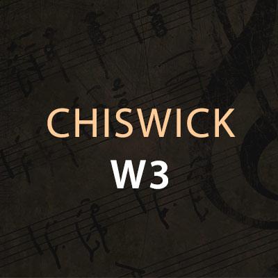 Chiswick W3